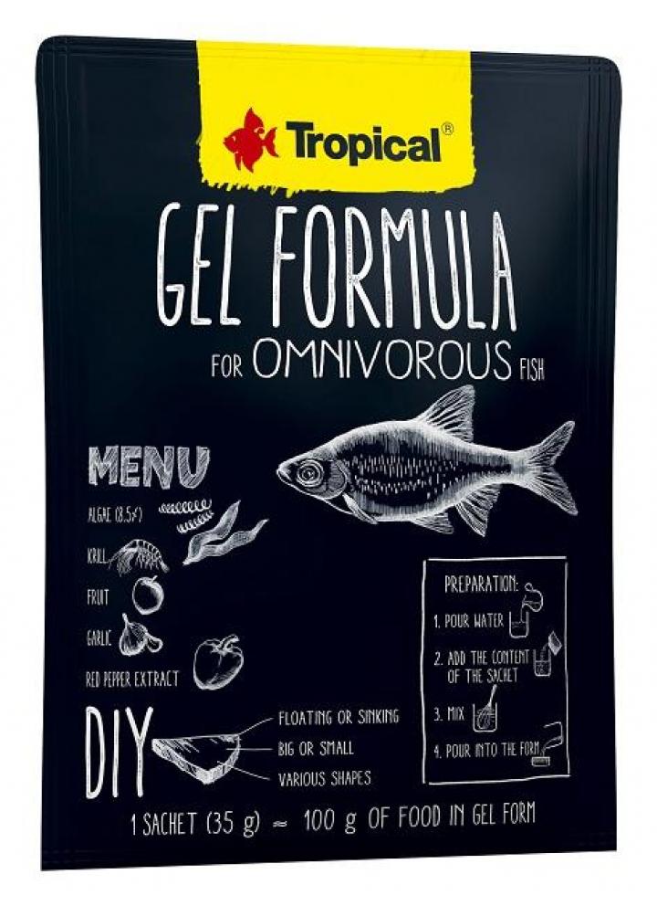 Tropical Gel Formula Omnivore 35grm