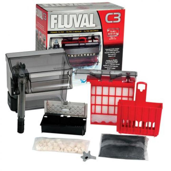 FILTRO EXT FLUVAL C3 580 L/H