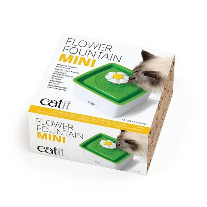 Catit Mini bebedouro flor 1,5 lts