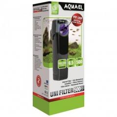 Aquael Uni Filter 500 UV PRO