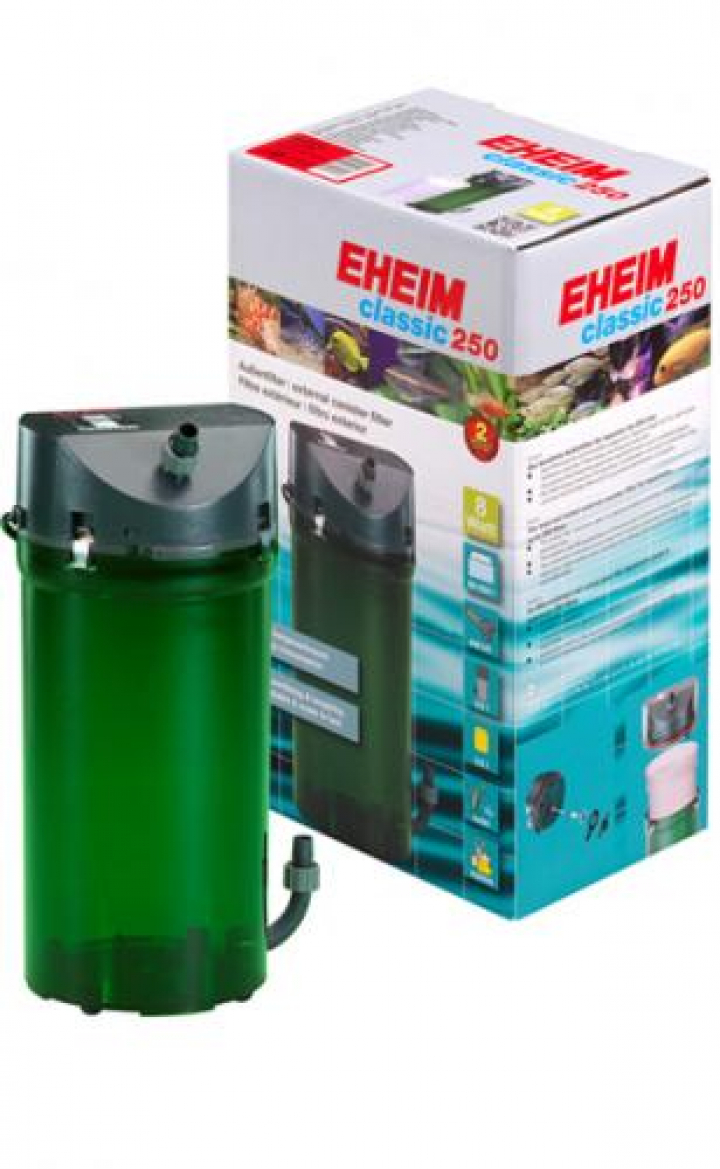 EHEIM FILTRO EXTERIOR 2213020 CLASSIC 250