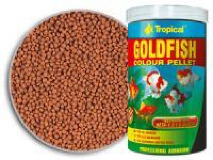 GOLDFISH COLOUR PELLET 1000ML