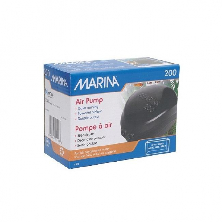 MARINA 200 BOMBA DE AIRE(125-225)lts