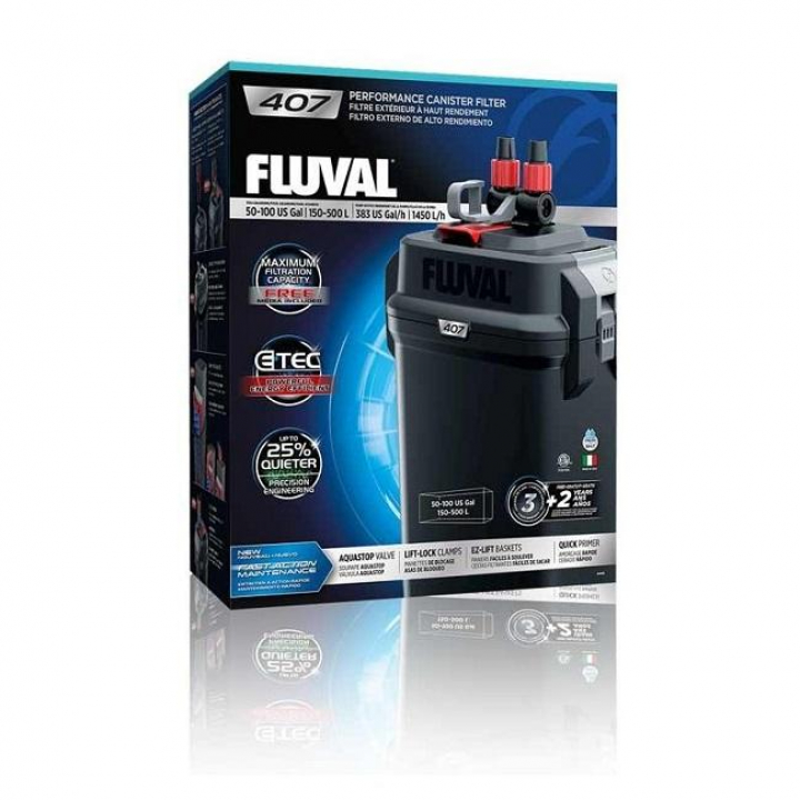 FLUVAL 407 1450 lts/h