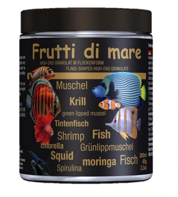 Discusfood Frutti di mare Flatgranulate 65g