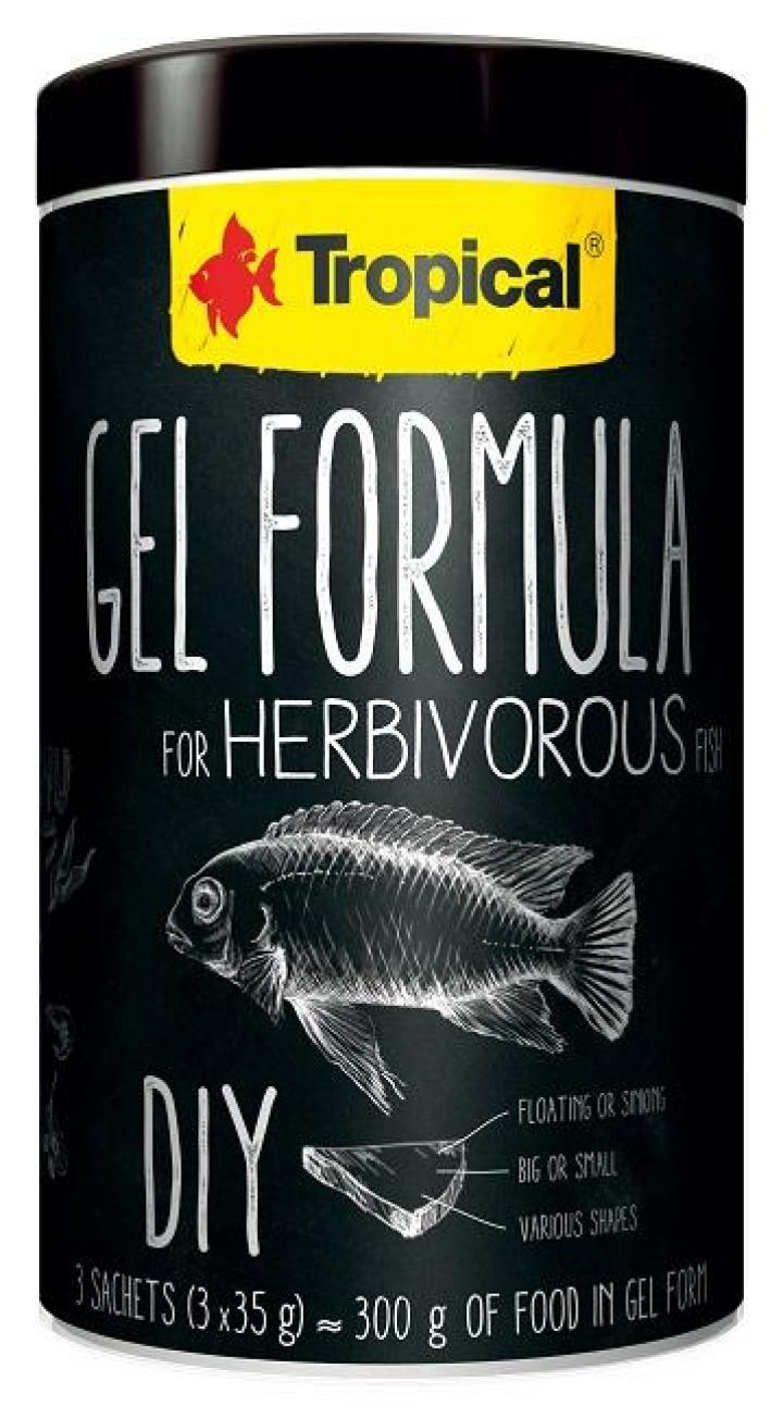 Tropical Gel Formula Herbivore 1000ml