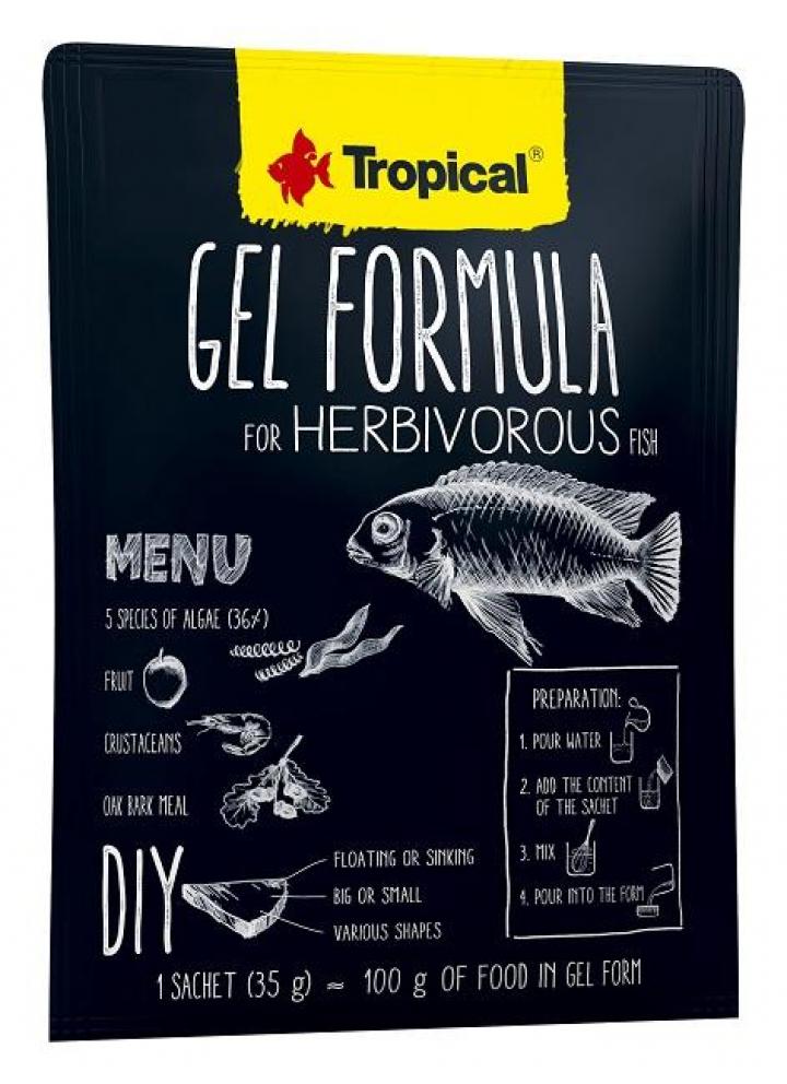 Tropical Gel Formula Herbivore 35grm