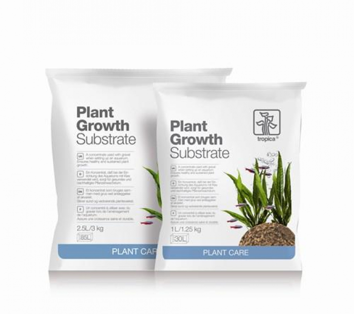 Plant Growth substrate 2.5 lts