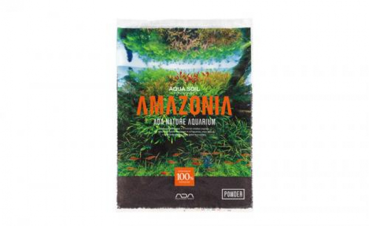 Aqua Soil Powder - Amazonia (3l)