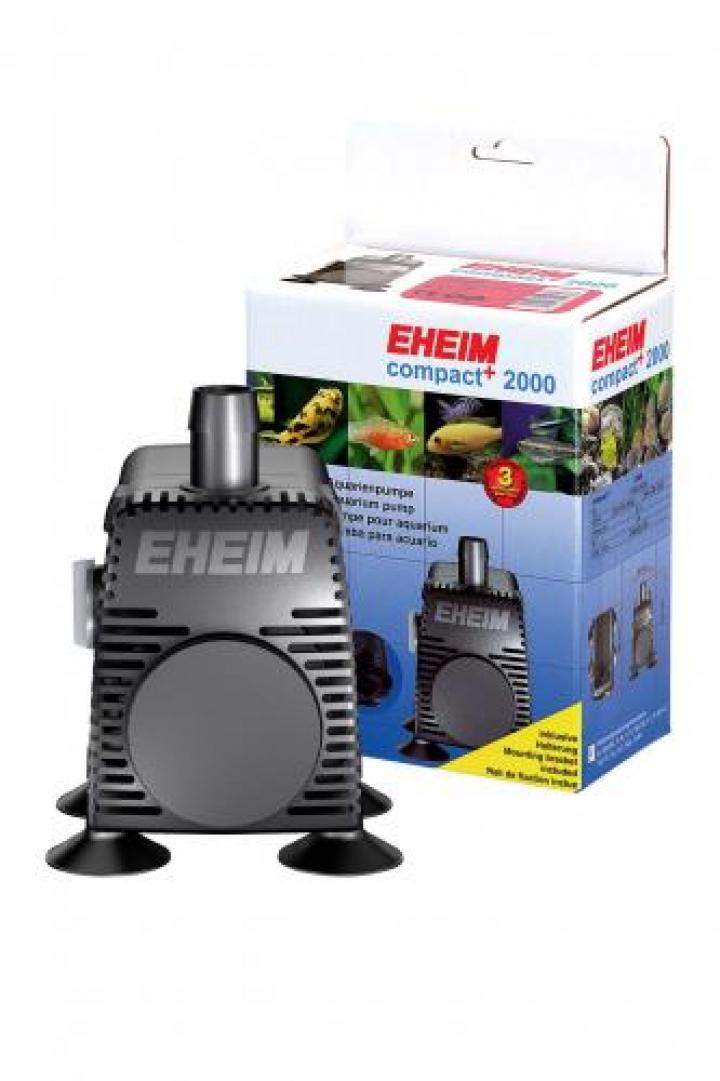 EHEIM BOMBA DE AGUA 1100220 COMPACT + 2000
