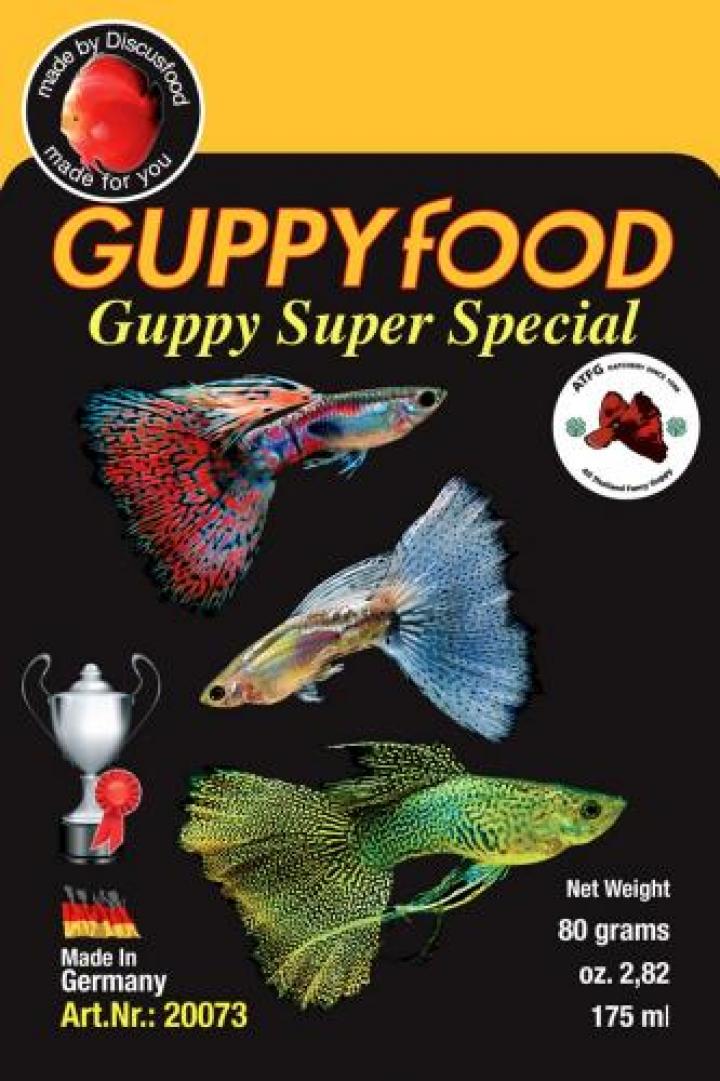 Guppy super special 80g