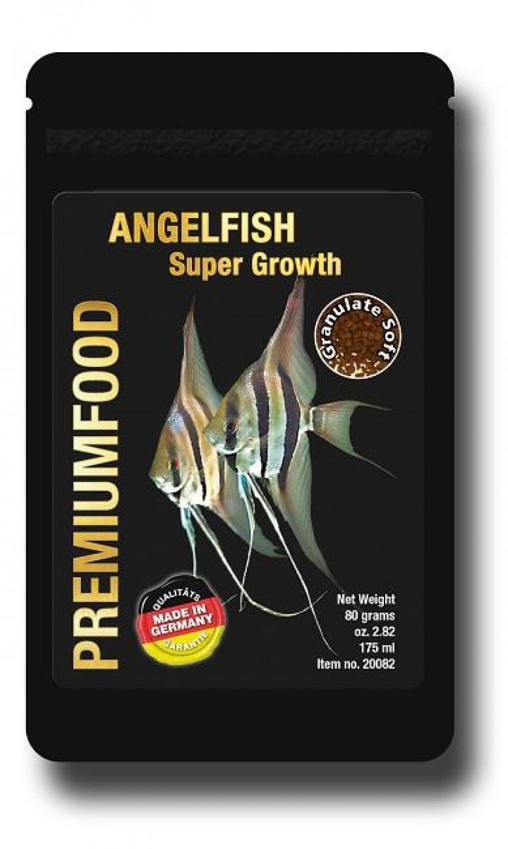 Discusfood Angelfish Supergrowth 80grs