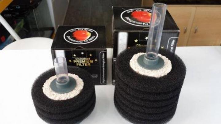 Filtro Discusfood Bio-Ceramic  esponja 350
