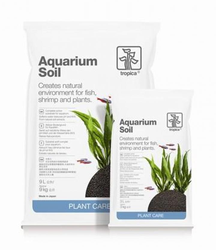 Aquarium Soil 9 lts