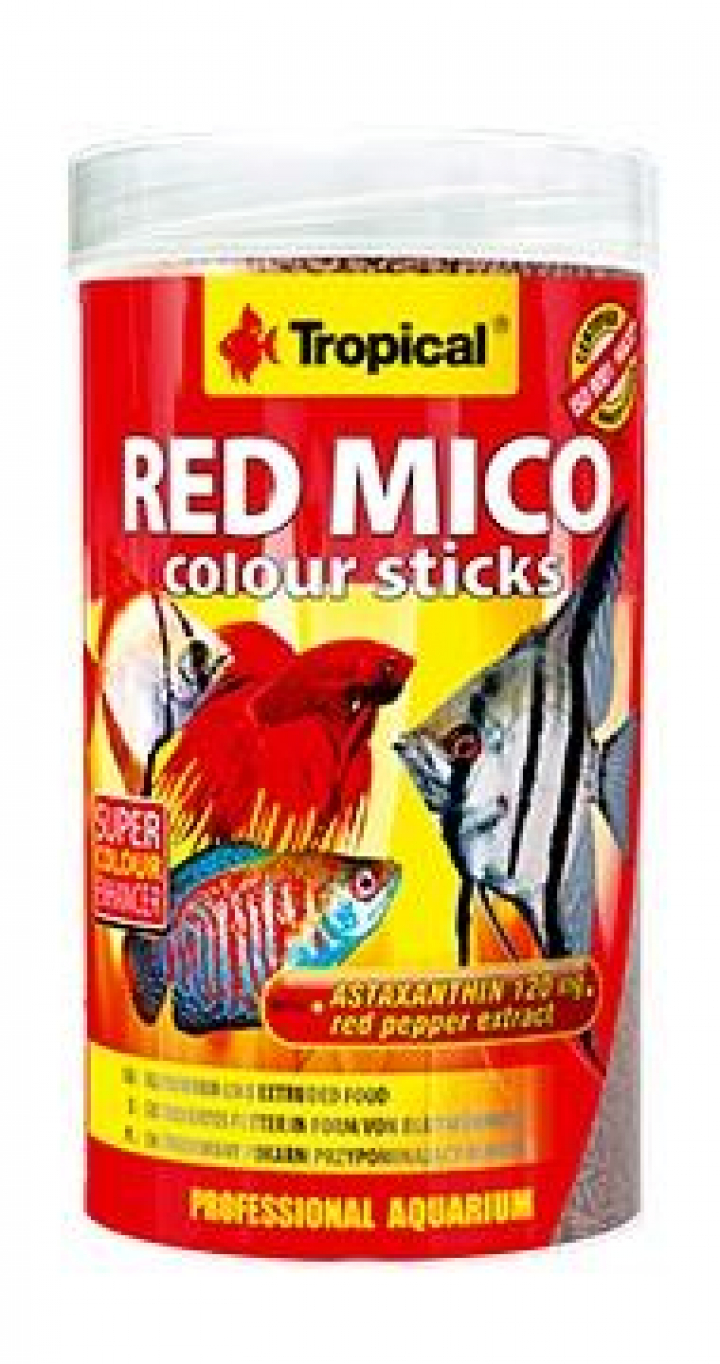 ALIMENTO TROPICAL RED MICO 100 ML