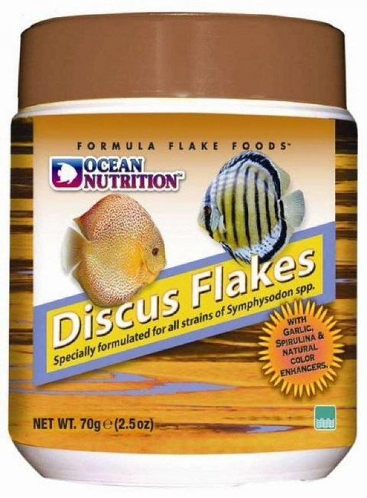 DISCUS FLAKE - 71G