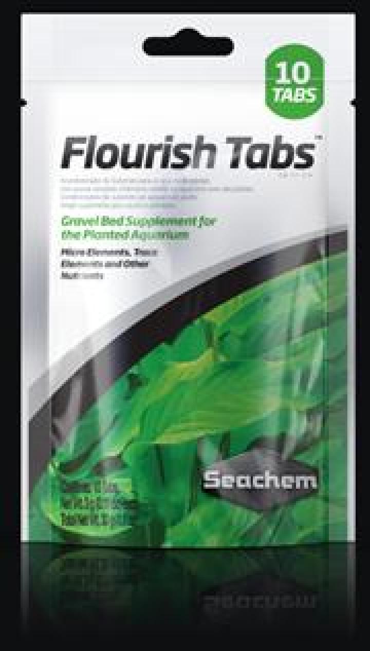 FLOURISH TABS Pack 10