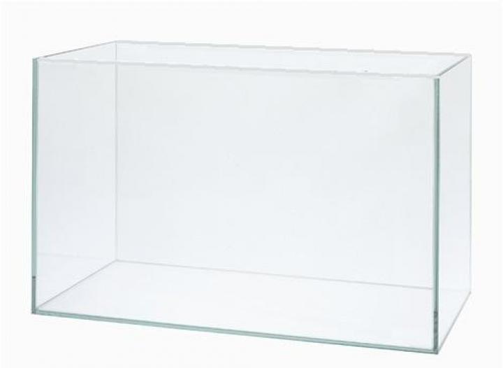 Aquario 400X270X300 mm vidro extra claro