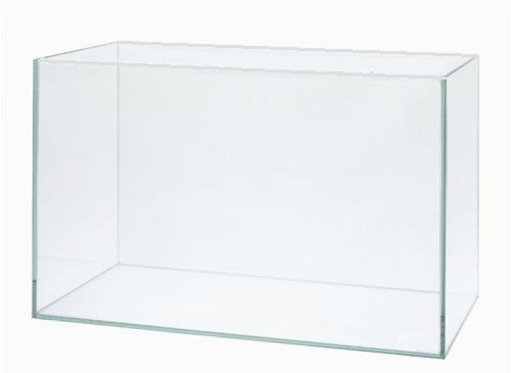 Aquario 600X300X360 mm vidro extra claro