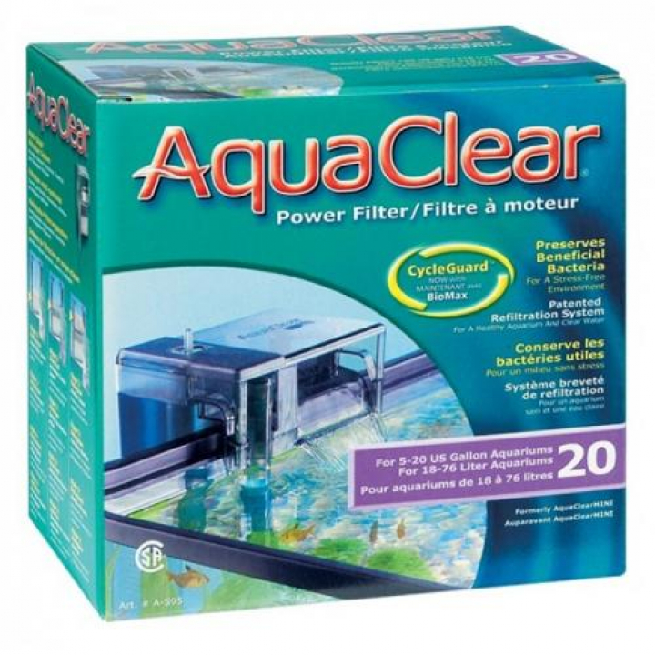 AQUACLEAR 20 ( 'MINI')