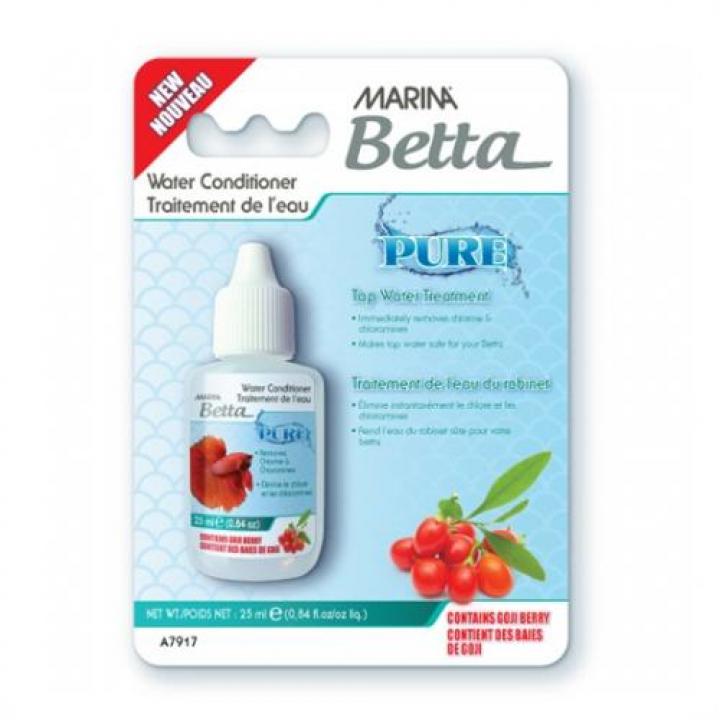 Marina Betta Pure Water Conditioner - 25 ml (0.84 fl oz)