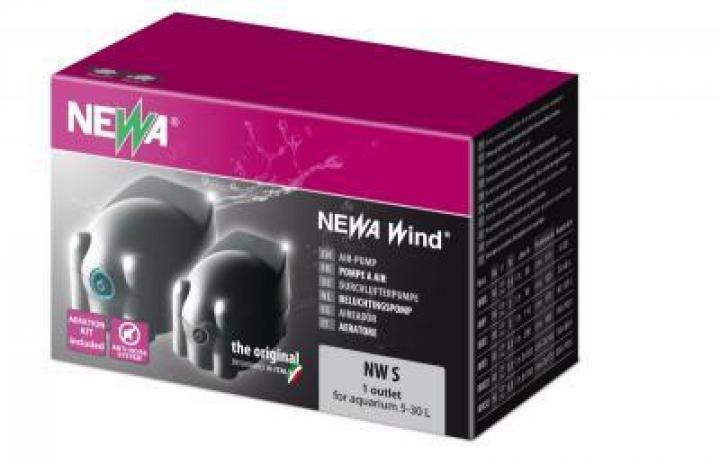 Bomba de Ar NEWA Wind S+aeration kit