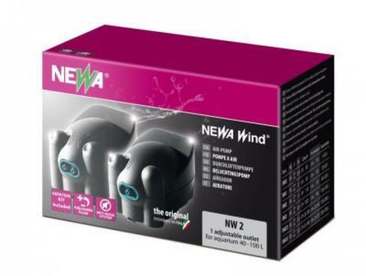 Bomba de Ar NEWA Wind 2+aeration kit