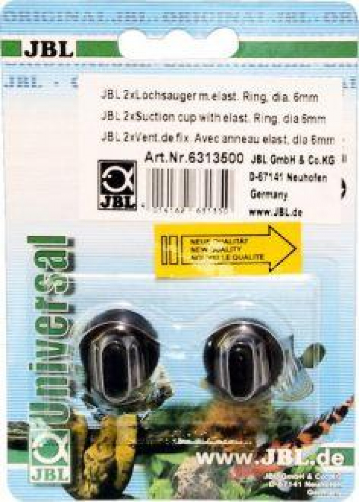 JBL VENTOSA P TERMOMETRO 6MM X2