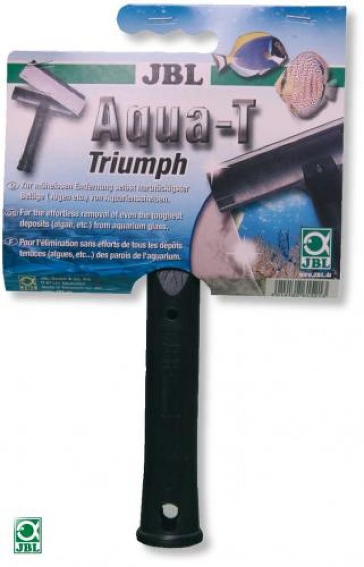 JBL Aqua-T Triumph-Glass pane cleaner with 140 mm stainless steel blade