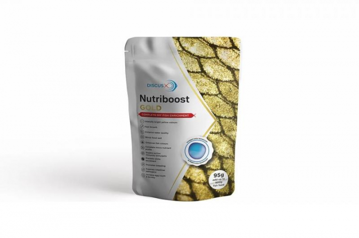 DISCUSX - NUTRIBOOST-GOLD 95gr