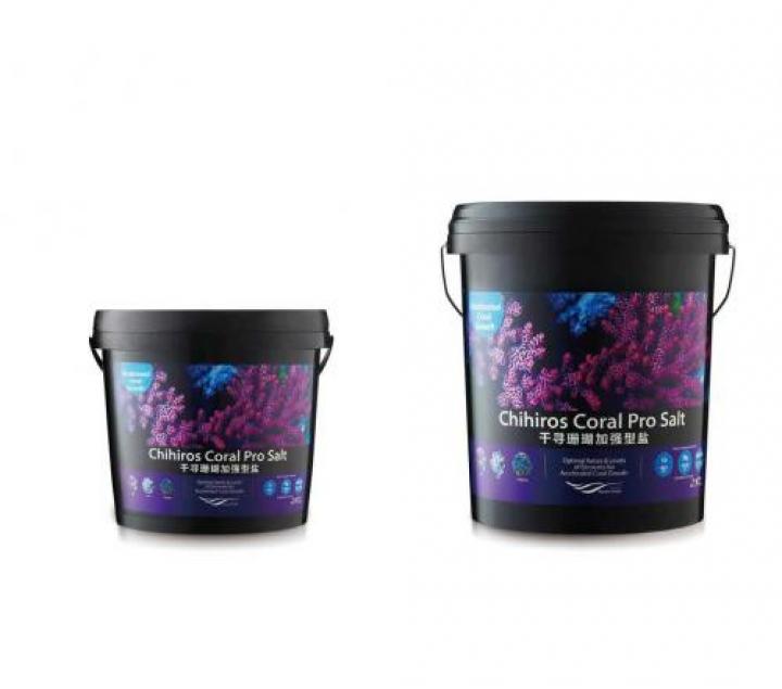 Chihiros Coral Salt - 4 kg