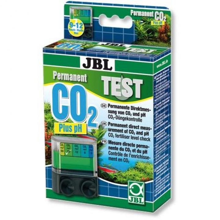 JBL CO2/ph Permanente Test-Set