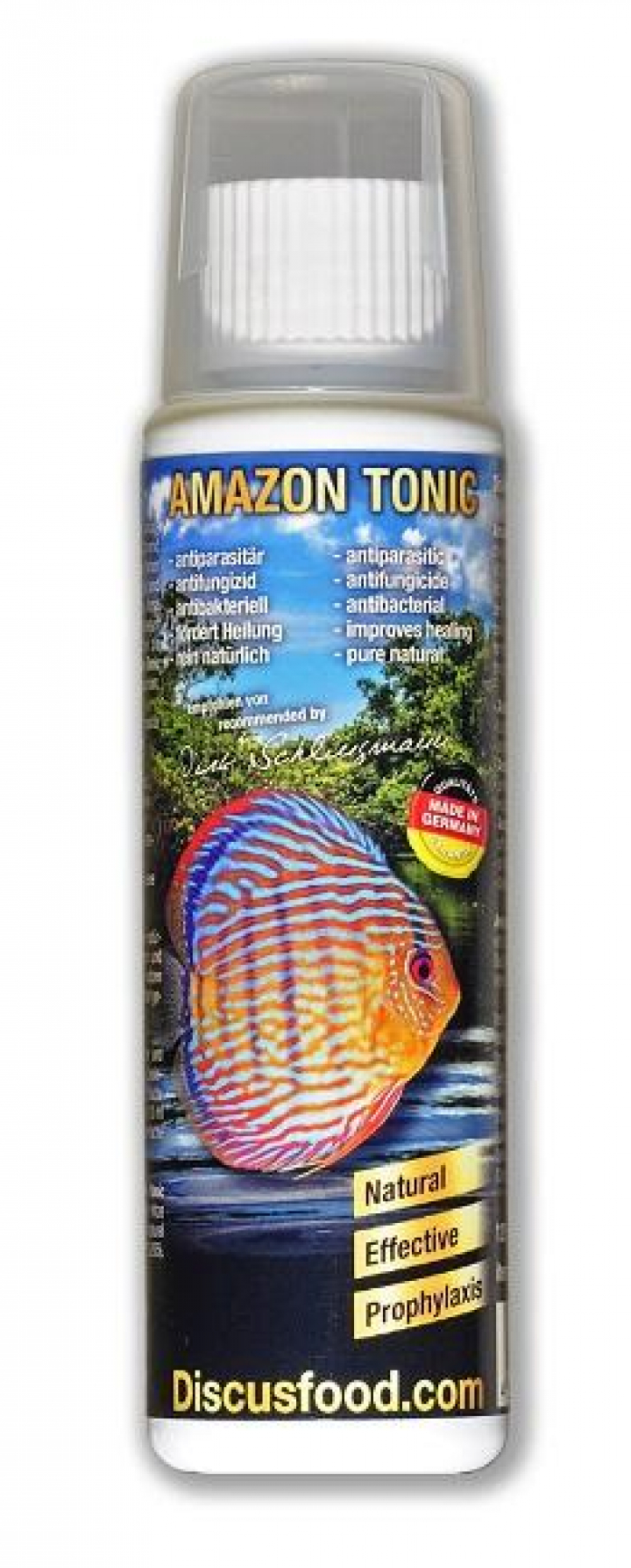 Discusfood Amazon Tonic 125ml