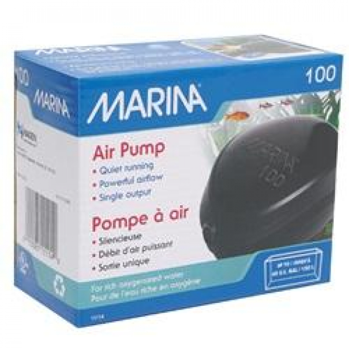 MARINA 100 BOMBA DE AIRE(75-150LTS)