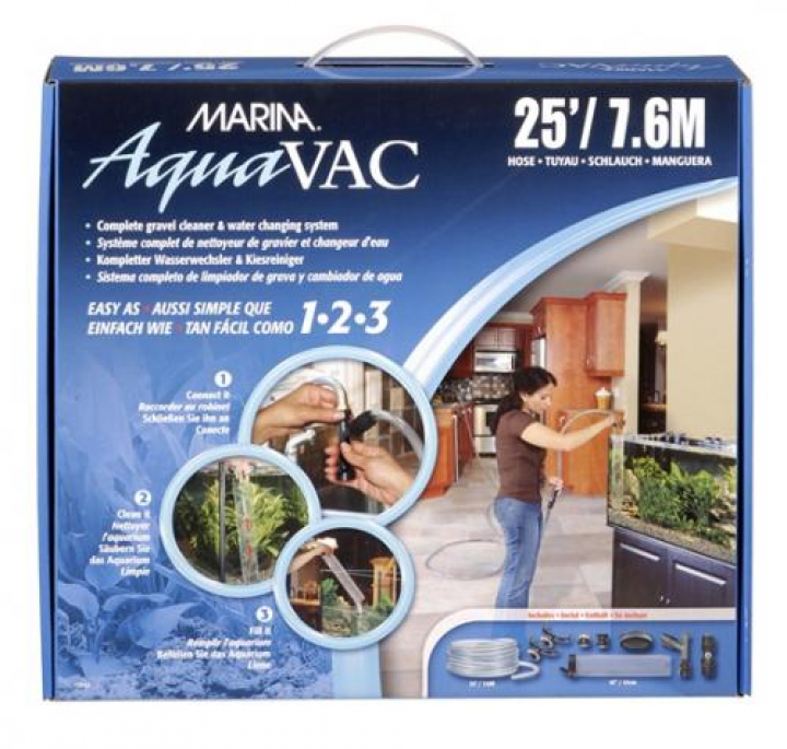 KIT DE LIMPEZA AQUAVAC 7,6 M