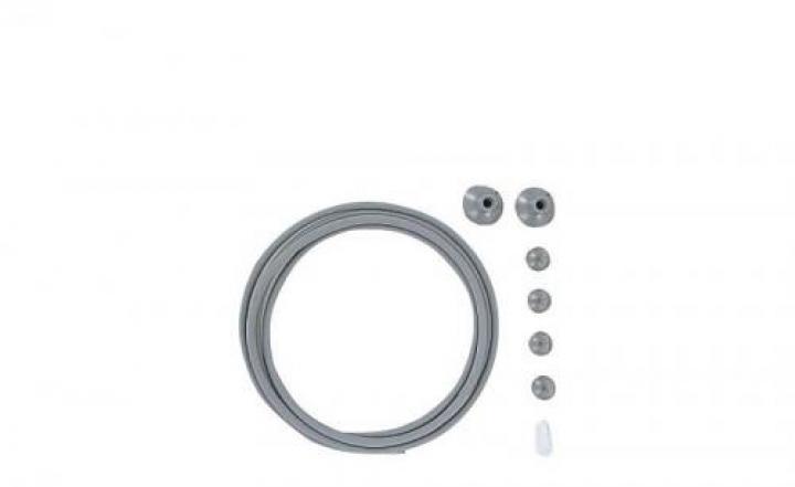 ADA Tubo PS-UTT 2  2m Metallic Silver