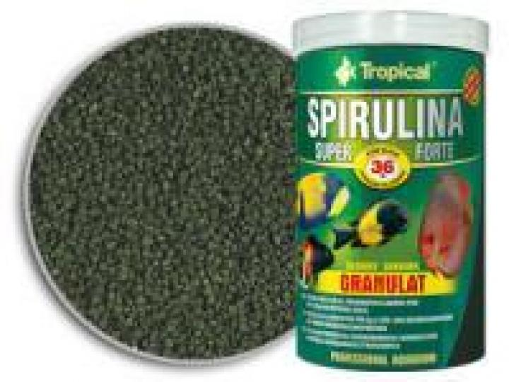 SUPER SPIRULINA FORTE GRANULAT 100 ML