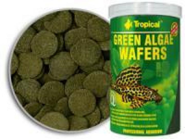 ALIMENTO TROPICAL GREEN ALGAE WAFERS 100ML