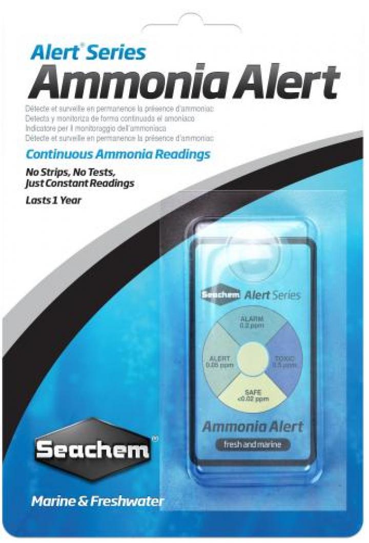 Ammonia Alert
