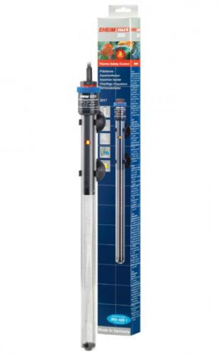 Aquarium thermostat heater 200 W (300-400 L)