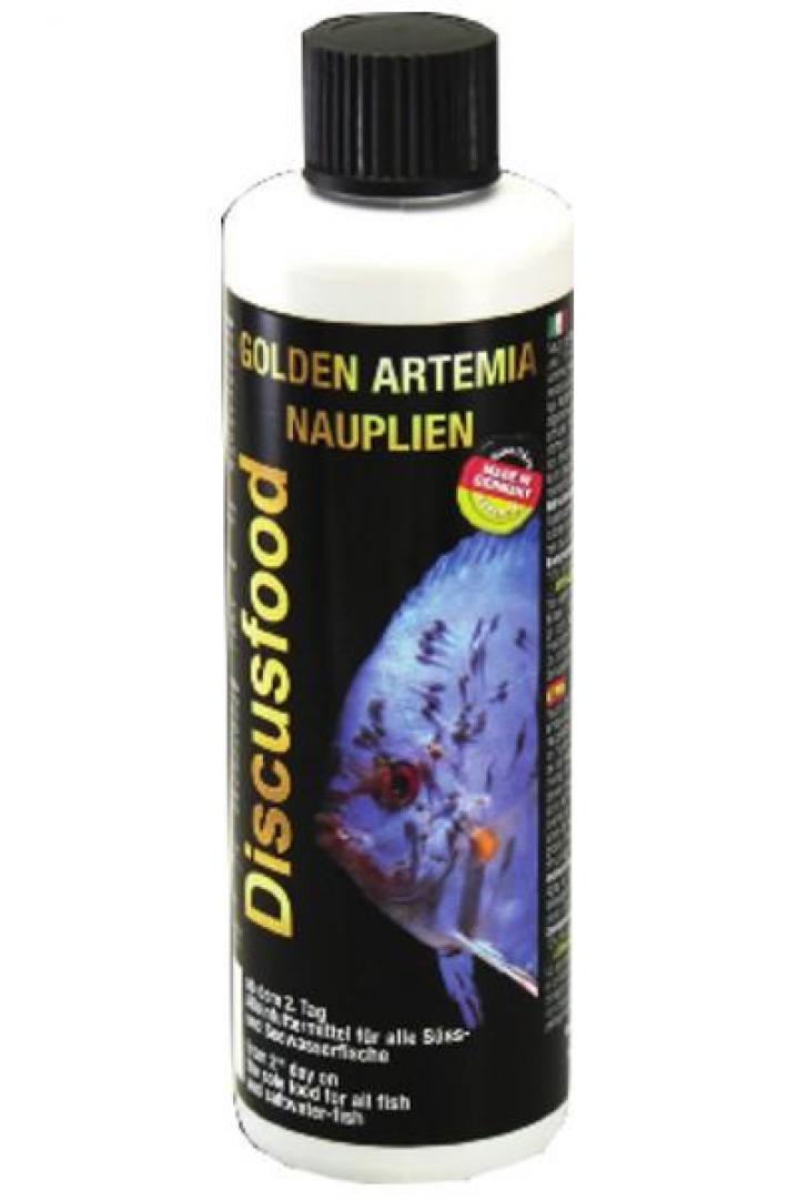 Discusfood Golden Artemia Nauplia liquid 250 ml