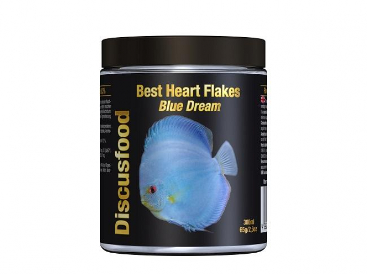 Discusfood Best Heart Flakes Blue Dream 300ml
