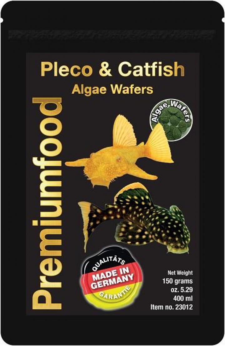 Discusfood Pleco & Catfish Algae Wafers 150grs