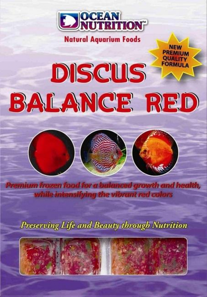 DISCUS BALANCE RED 100gr
