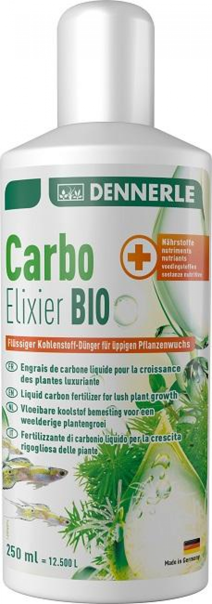 Dennerle - Carbo Elixier Bio 250ml