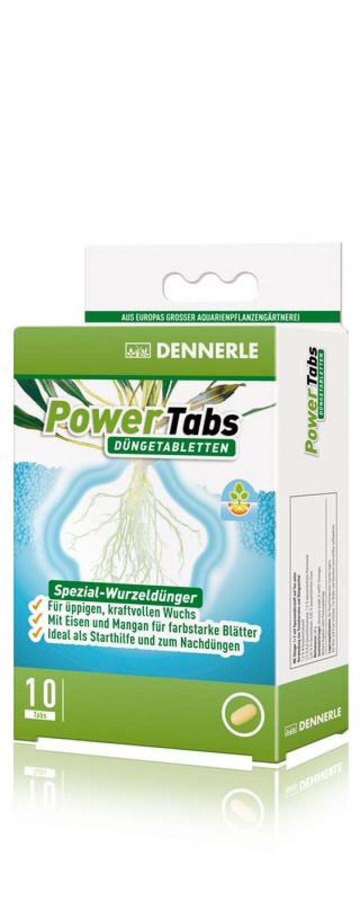 Dennerle - Power Tabs 10 Stk