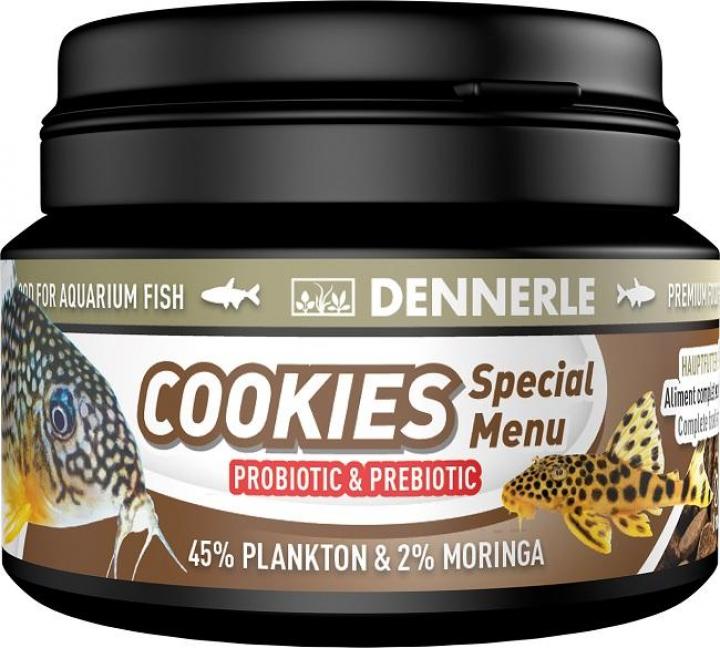 Dennerle - Cookies Special Menu 100ml tin