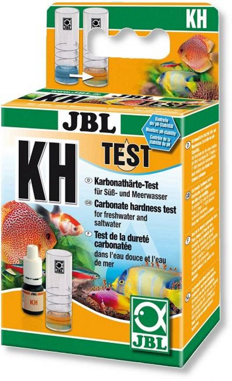JBL TESTE DE KH