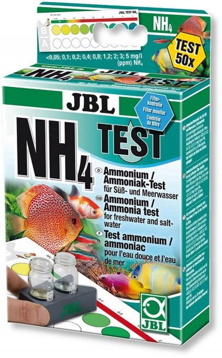 JBL Ammonium Test Set NH4