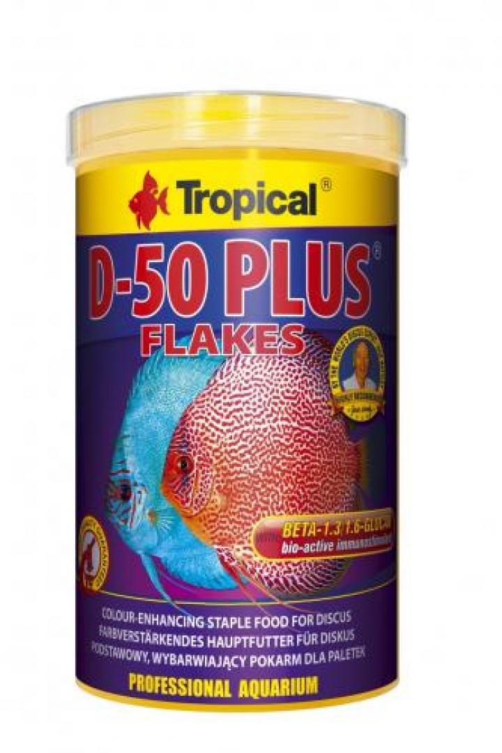 Tropical D 50 PLUS Flakes 11L